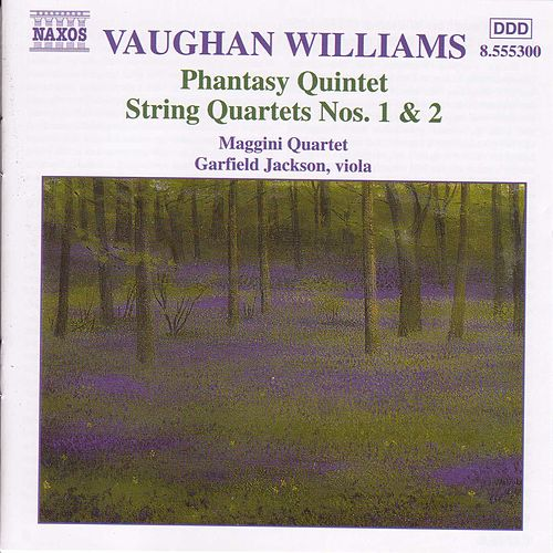Play & Download String Quartets by Ralph Vaughan Williams | Napster