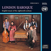 Play & Download English Music of the Eighteenth Century on Original Instruments by The London Baroque | Napster
