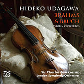 Play & Download Brahms & Bruch: Violin Concertos by Hideko Udagawa | Napster