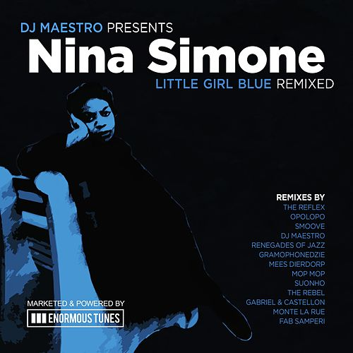 Little Girl Blue Remixed by Nina Simone