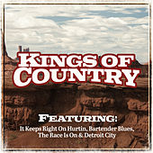 Play & Download Kings of Country by Various Artists | Napster