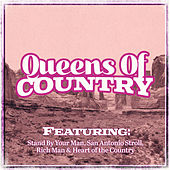 Play & Download Queens of Country by Various Artists | Napster