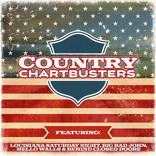 Country Chartbusters by Various Artists