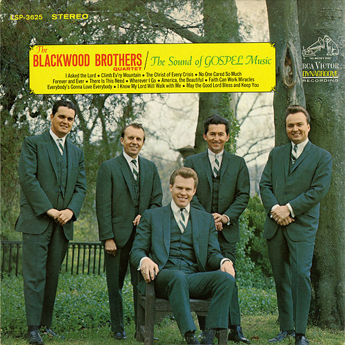 Play & Download The Sound of Gospel Music by Blackwood Brothers Quartet | Napster