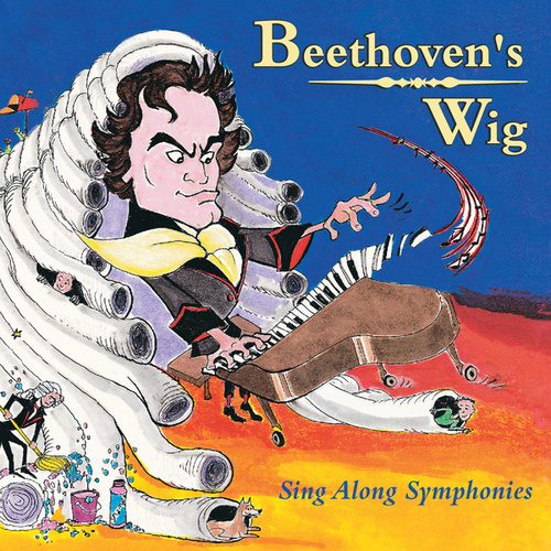 Play & Download Sing Along Symphonies by Beethoven's Wig | Napster