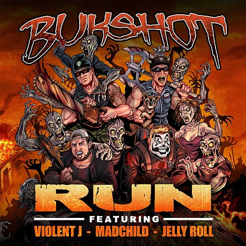 Play & Download Run by Bukshot | Napster