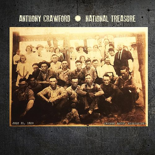 National Treasure by Anthony Crawford