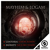 Play & Download Centuria / Infinity Remixes by Mayhem | Napster