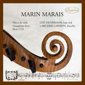 Play & Download Marin Marais: Pièces de violes Cinquième livre by Lars-Erik Larsson | Napster