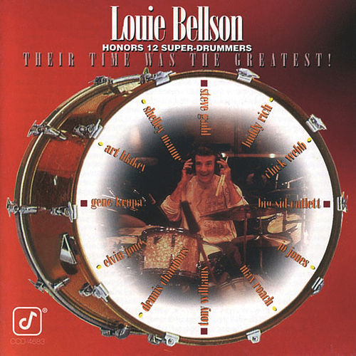 Play & Download Their Time Was The Greatest by Louie Bellson | Napster