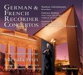 German & French Recorder Concertos by Michala Petri
