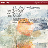 Haydn: Symphonies Nos. 6, 7, & 8 by Academy Of St. Martin-In-The-Fields (1)