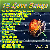 Play & Download 15 Love Songs - Vol. II by Various Artists | Napster