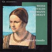 Play & Download Weiss / Vivaldi / Telemann / Kohaut: Quintet Almodis by Quintet Almodis | Napster