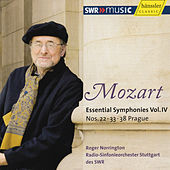Play & Download Mozart Essential Symphonies, Vol. IV - Nos. 22, 33, 38 by Radio-Sinfonieorchester Stuttgart des SWR | Napster