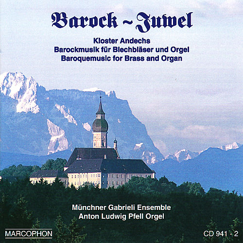 Play & Download Barock-Juwel by Münchner Gabrieli Ensemble | Napster