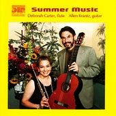 Play & Download Summer Music - Deborah Carter & Allen Krantz Perform Handel, Carulli, Debussy, et al. by Deborah Carter | Napster