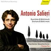 Play & Download Salieri: Overtures & Ballet Music by Mannheimer Mozartorchester | Napster