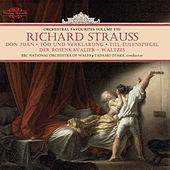 Richard Strauss: Orchestral Favourites, Vol. VIII by BBC National Orchestra Of Wales