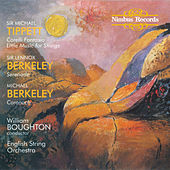 Tippett, Berkeley & Berkeley: Works for Orchestra by English String Orchestra