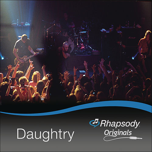 Play & Download Rhapsody Originals: Live In Las Vegas by Daughtry | Napster