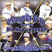 Gangsta Rap Meets Hip-Hop Legends by Various Artists