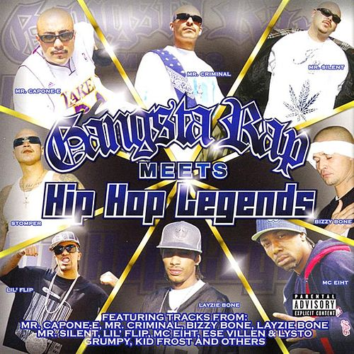 Play & Download Gangsta Rap Meets Hip-Hop Legends by Various Artists | Napster
