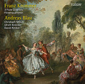 Krommer: 3 Flute Quartets by Andreas Blau