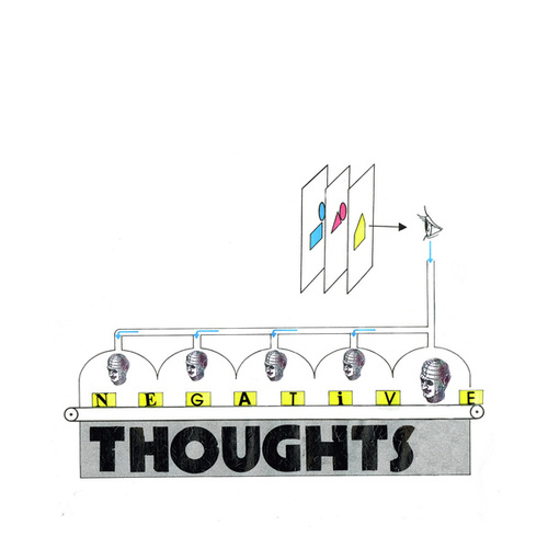 Play & Download Negative Thoughts by Duchess Says | Napster