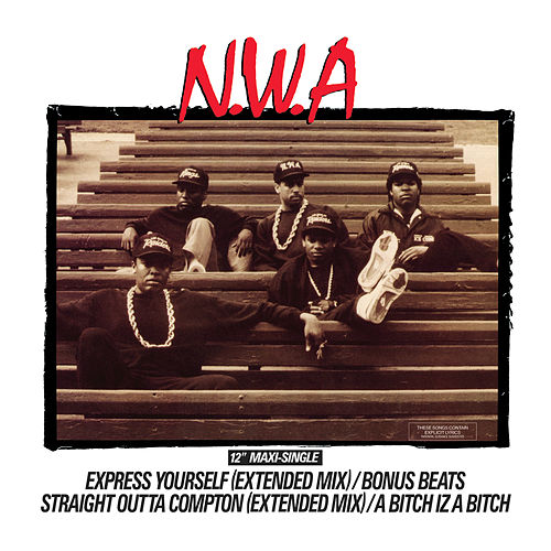 Play & Download Express Yourself by N.W.A | Napster