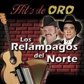 Play & Download Hit's De Oro by Los Relampagos Del Norte | Napster