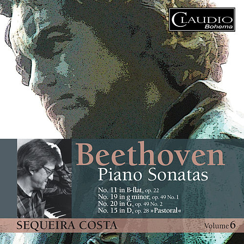 Play & Download Beethoven: Piano Sonatas, Vol. 6 by Sequeira Costa | Napster