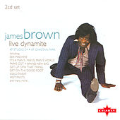 Live Dynamite by James Brown