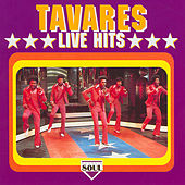 Live Hits by Tavares