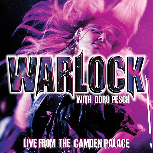 Play & Download Live From London by Warlock | Napster