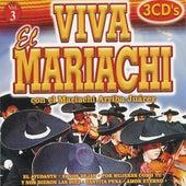 Viva El Mariachi Con El Mariachi Arriba Juarez by Various Artists