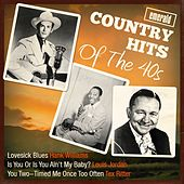 Play & Download Country Hits of the 40s by Various Artists | Napster