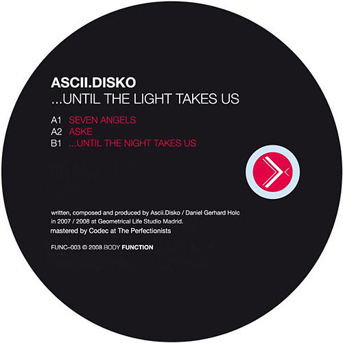 Play & Download Until The Light Takes Us by Ascii Disko | Napster