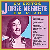 Play & Download 20 Éxitos (En Vivo) by Jorge Negrete | Napster