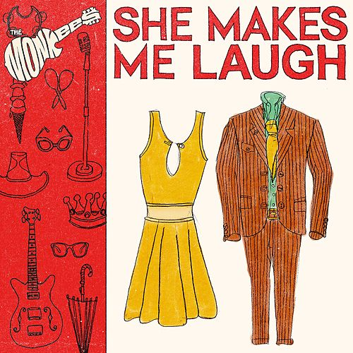 Play & Download She Makes Me Laugh by The Monkees | Napster