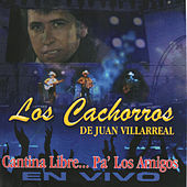 Play & Download Cantina Libre Pa' Los Amigos En Vivo by Los Cachorros de Juan Villarreal | Napster