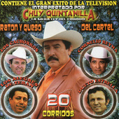 Play & Download 20 Corridos by Various Artists | Napster