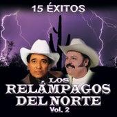 Play & Download 15 Exitos Vol. 2 by Los Relampagos Del Norte | Napster