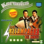 Karaoke Grandes Exitos Los Relampagos Del Norte by Los Relampagos Del Norte