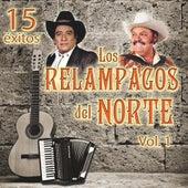 15 Exitos Vol. 1 by Los Relampagos Del Norte