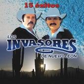 Play & Download 15 Exitos Vol. 1 by Los Invasores De Nuevo Leon | Napster