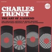 The Art Of A Legend von Charles Trenet