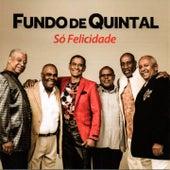 Play & Download Só Felicidade by Grupo Fundo de Quintal | Napster
