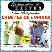 Play & Download 4 Decadas de Exitos by Los Cadetes De Linares | Napster