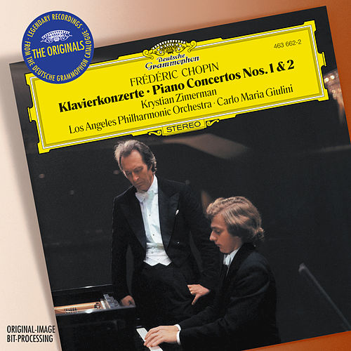 Play & Download Chopin: Piano Concertos Nos. 1&2 by Krystian Zimerman | Napster